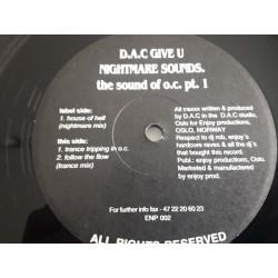 D.A.C – The Sound Of O.C. Pt. 1