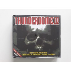 The Original Dreamteam ‎– Thunderdome IV / TR 1014/CD