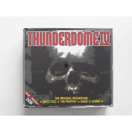 The Original Dreamteam – Thunderdome IV / TR 1014/CD