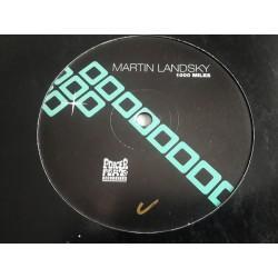 Martin Landsky – 1000 Miles