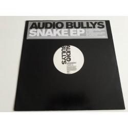 Audio Bullys – Snake EP