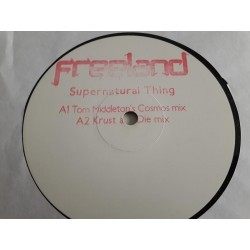 Freeland – Supernatural Thing