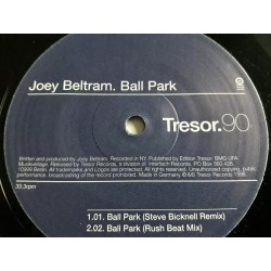 Joey Beltram ‎– Ball Park