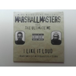 Marc Acardipane Presents Marshall Masters Feat. The Ultimate MC ‎– I Like It Loud