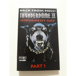 Thunderdome II - Back From Hell! - Judgement Day (Part 1) / 01 8321.4