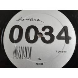 Kaylab – I Got You / Transparent