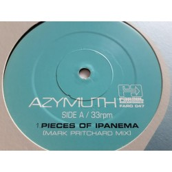 Azymuth ‎– Pieces Of Ipanema