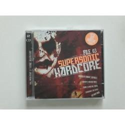 Supersonic Hardcore File 03