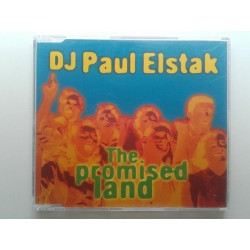 DJ Paul Elstak ‎– The Promised Land