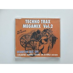 Techno Trax Megamix Vol. 2