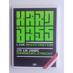 Hard Bass - Evidence - Live Registration 2005