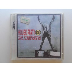 House Party 13½ - The Cyberactive Clubmix