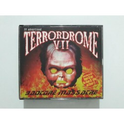 Terrordrome VII - Badcore Massacre (shape CD)