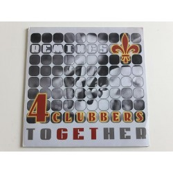 """4 Clubbers – Together (Remixes) (12"""")"""