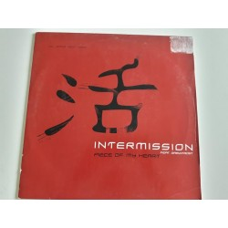 "Intermission Feat. Grey+Frost ‎– Piece Of My Heart (12"")"