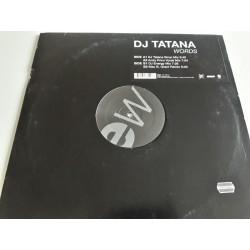 """DJ Tatana – Words (12"""")"""