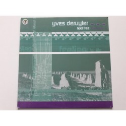 """Yves Deruyter – Feel Free (The Remixes) (12"""")"""