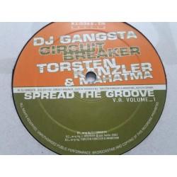 "Spread The Groove Volume 1 (12"")"