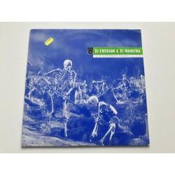 """DJ Emerson & DJ Mahatma – Nervous Traxx 1 (12"""")"""