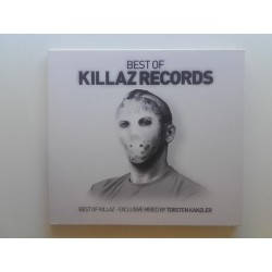 Torsten Kanzler ‎– Best Of Killaz Records