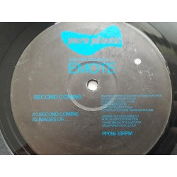 "Ben Sims Presents... Emote ‎– Second Coming (12"")"