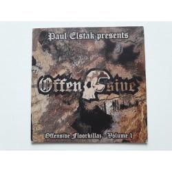 "Paul Elstak – Offensive Floorkillaz - Volume 1 (12"")"