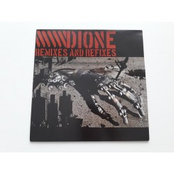 "Dione ‎– Remixes And Refixes (12"")"
