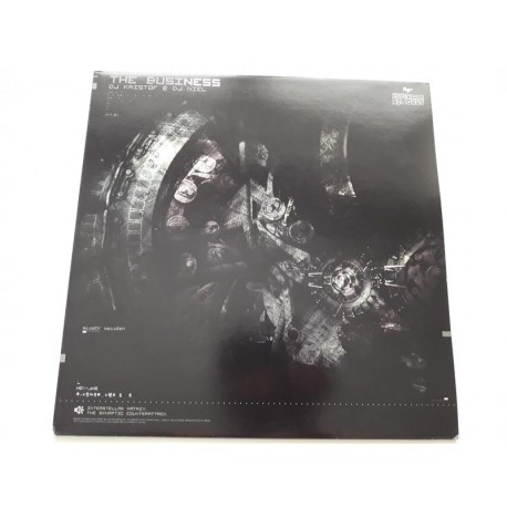 "DJ Kristof & DJ Niel – The Business EP (12"")"