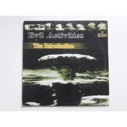"""Evil Activities - The Introduction (12"""")"""