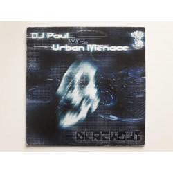 """DJ Paul Vs. Urban Menace – Blackout (12"""")"""