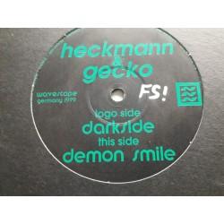 """Heckmann & Gecko – Darkside (12"""")"""