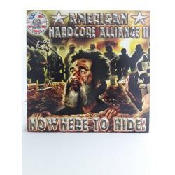 "American Hardcore Alliance II – Nowhere To Hide (2x 12"")"