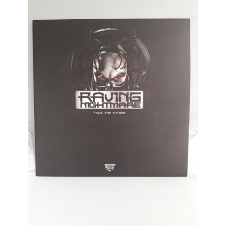 """Raving Nightmare - Face The Future (12"""")"""
