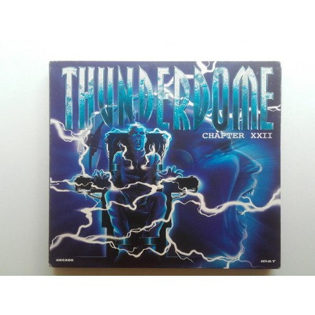 Thunderdome - Chapter XXII