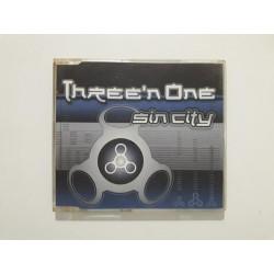 Three'n One – Sin City (CDM)