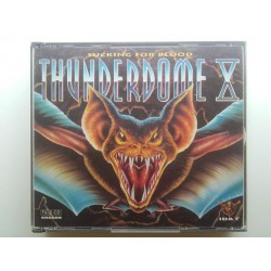 Thunderdome X - Sucking For Blood / 9902277