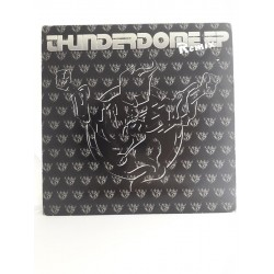 Thunderdome 4 EP Remix: The Dreamteam / DTP 003