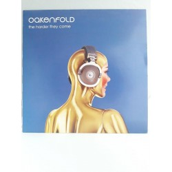 """Oakenfold – The Harder They Come (12"""")"""