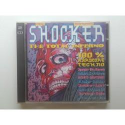 Shocker - The Total Inferno - 100% Hardcore Techno