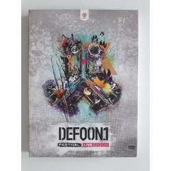 Defqon.1 Festival 2009 Live (CD + DVD)