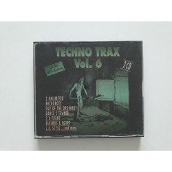 Techno Trax Vol. 6 (2x CD)
