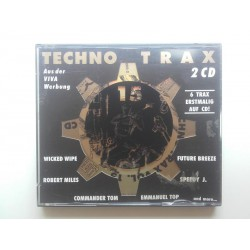 Techno Trax Vol. 15