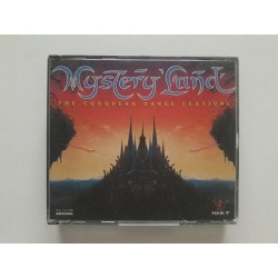 Mystery Land - The European Dance Festival 96 (3x CD)