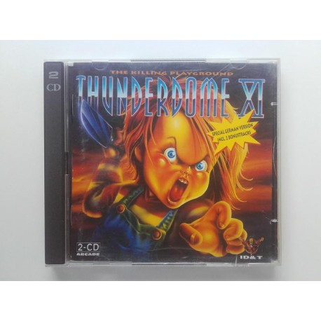 Thunderdome XI - The Killing Playground (Special German Version)