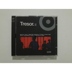 Tresor.4 - Solid (2x CD)