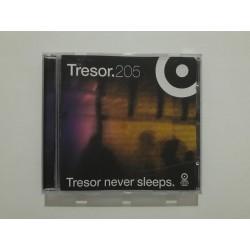 Tresor Never Sleeps (CD)