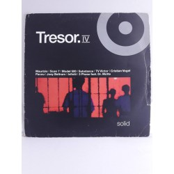 "Tresor.4 - Solid (2x 12"")"