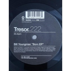 "Bill Youngman – Born EP (12"")"