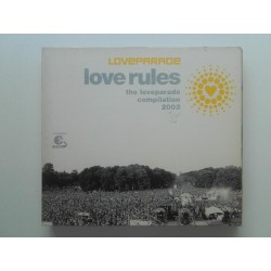 Love Rules - The Loveparade Compilation 2003