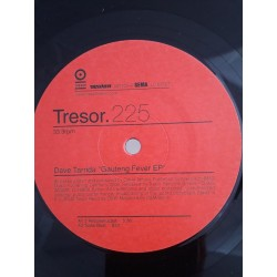"Dave Tarrida – Gauteng Fever EP (12"")"